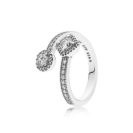 Abstract Elegance, Clear CZ