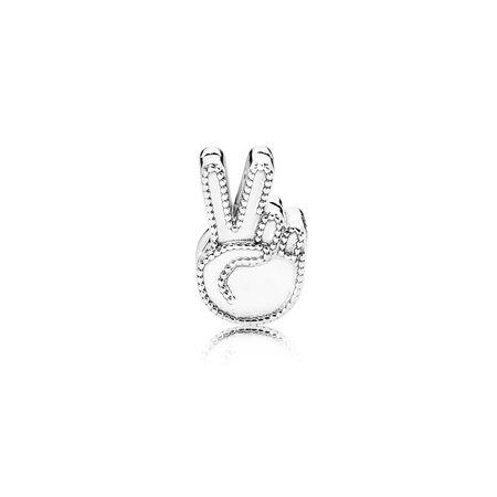 Symbol of Peace Charm