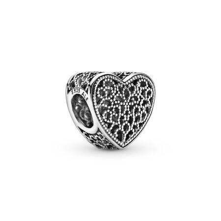 Romantique, Argent sterling, Aucun autre matériel, Aucune couleur, Aucune pierre - PANDORA - #791811