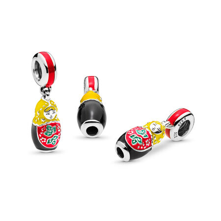 Matryoshka Doll Dangle Charm