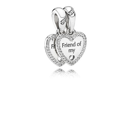 Au cœur de l'amitié, cz incolore
