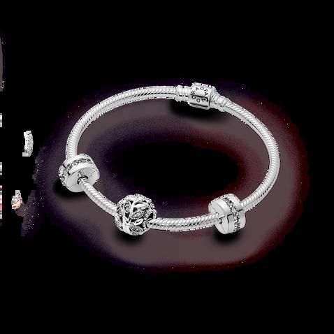 Pandora Moments Family Tree Bracelet Gift Set