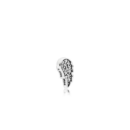 Symbol of Guidance Petite, Clear CZ