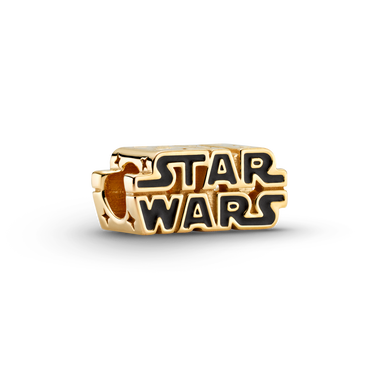 Star Wars Shining 3D Logo Charm - FINAL SALE