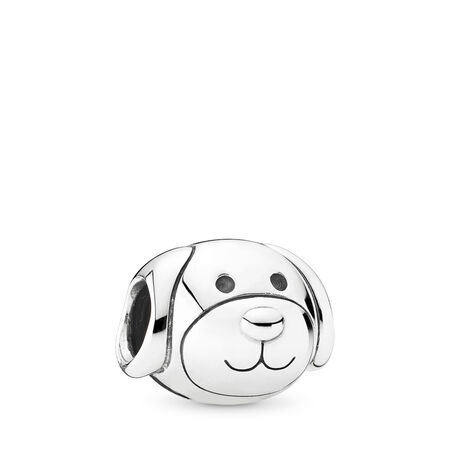 Devoted Dog, Sterling silver - PANDORA - #791707