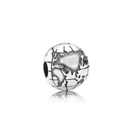 Globe Clip by Pandora