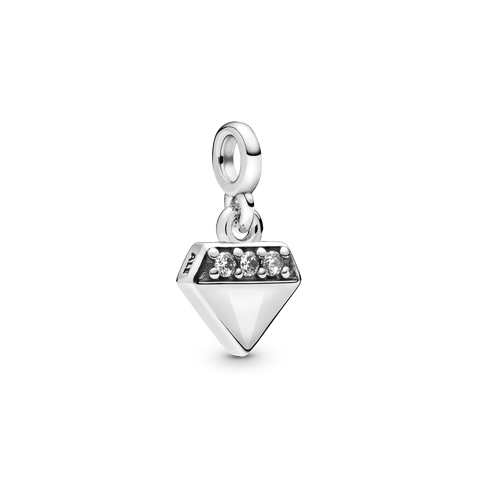 Breloque «Mon diamant scintillant»