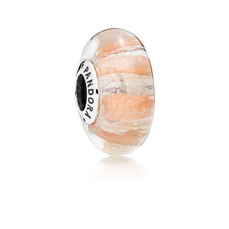 Shimmering Stripe, Murano Glass