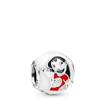 Charm Disney, Lilo et Stitch, émaux mixtes