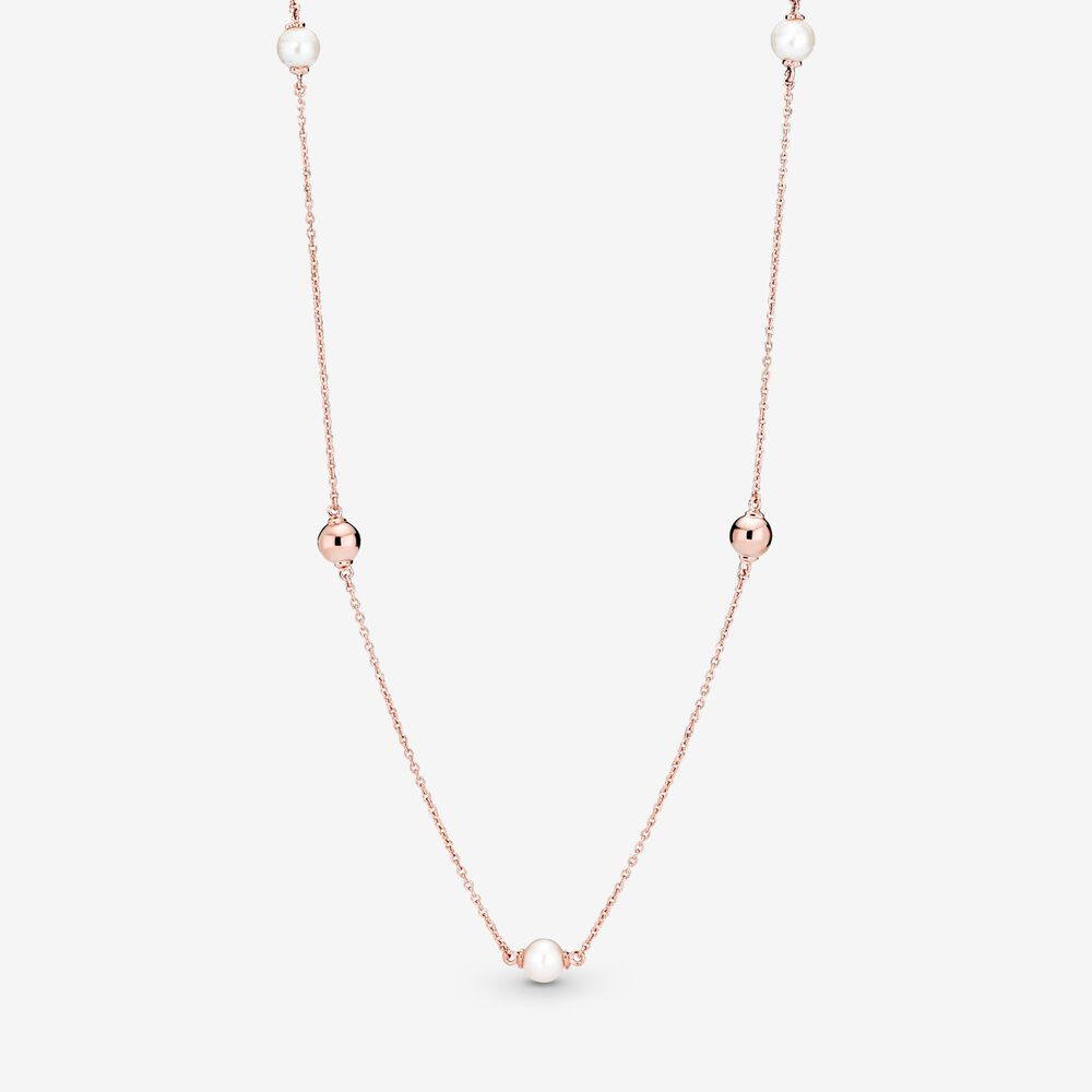 collier perle de culture pandora