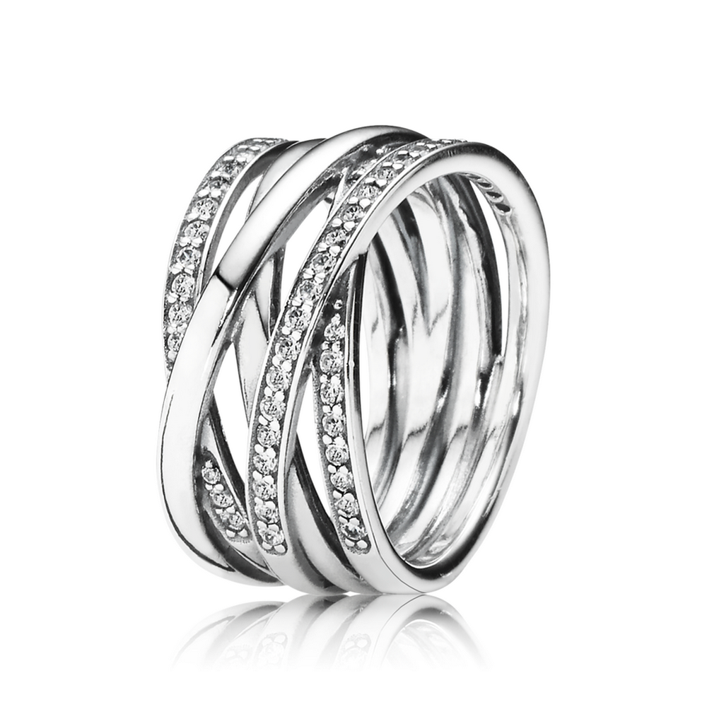 how to clean pandora rings