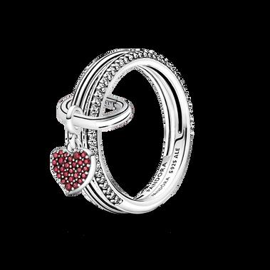 Pandora ME Love Ring Set