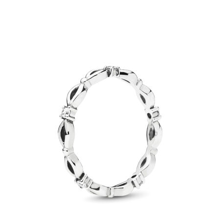 Eternal Marquise Ring, Clear CZ
