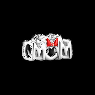Disney Minnie Mouse Bow & Mom Charm
