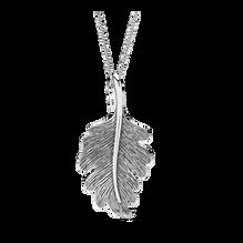 Oak Leaf Necklace