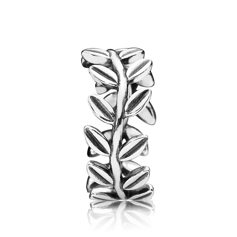 b50402e0b Laurel Wreath Ring, Sterling silver - PANDORA - #190922