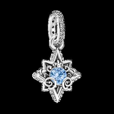 Pendentif Étoile bleue de Cendrillon de Disney