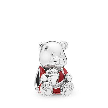 Limited Edition Christmas Bear Charm