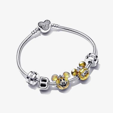 Ensemble de bracelet Charm BOO d'Halloween de Disney