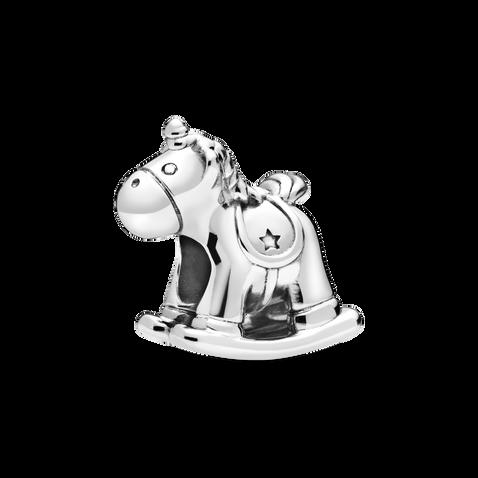 Bruno the Unicorn Rocking Horse Charm