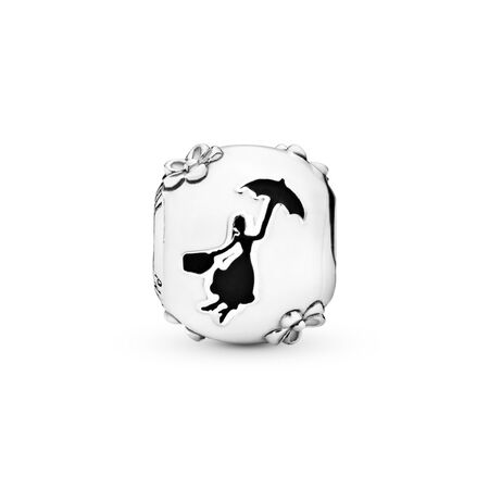 Disney, charm Silhouette de Mary Poppins