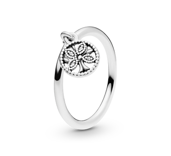 Dangling Family Tree Ring