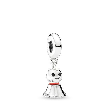Poupée Sunny japonaise, Argent sterling, émail, Aucune pierre - PANDORA - #792113ENMX