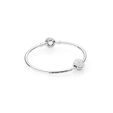 Arbre de Coeurs – Ensemble Cadeau Bracelet Rigide Édition Limité