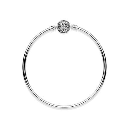 Bracelet rigide Motif d'amour offert en édition limitée