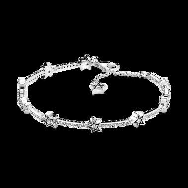 Bracelet à étoiles de la collection Céleste