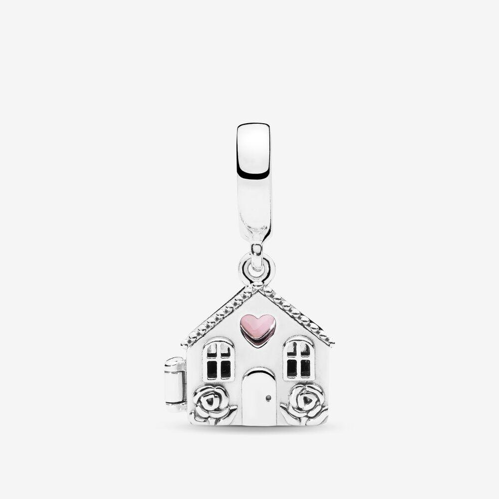 Mom S House Dangle Charm Sterling Silver Pandora Canada