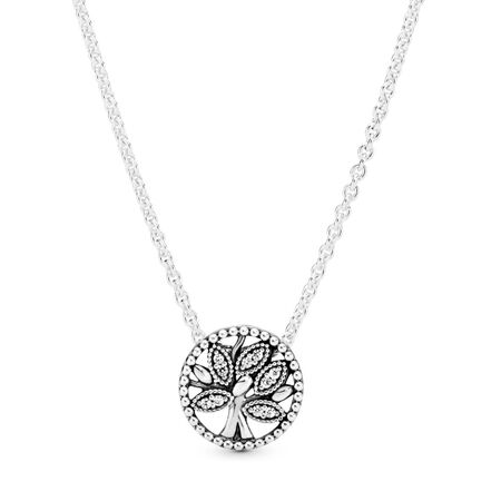 Pandora Tree of Life Necklace