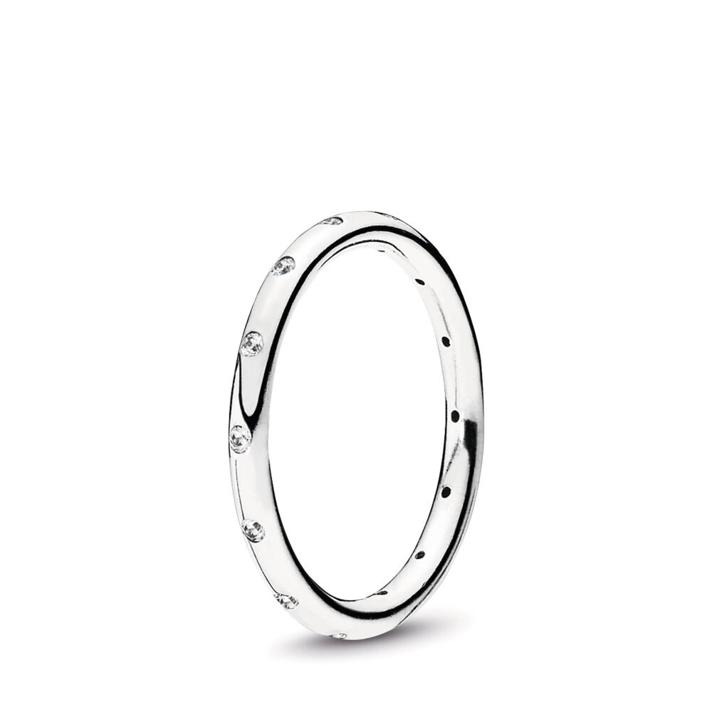 8d819e52b Simple Sparkling Band Ring