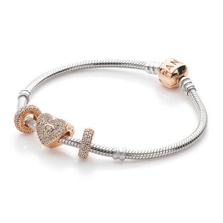 Blushing Hues Bracelet