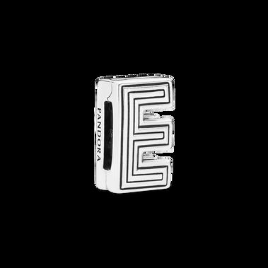 Letter E Charm - FINAL SALE