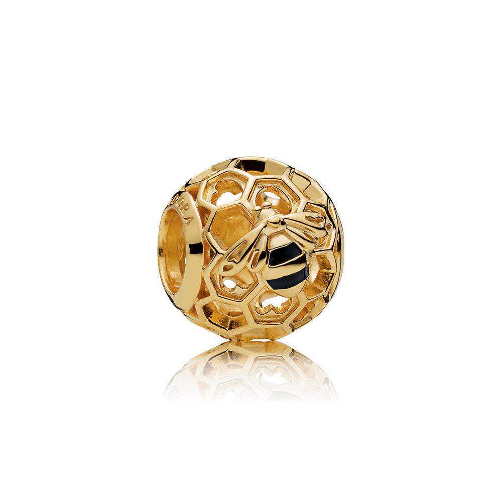 Pandora Honeybee Charm Pandora Shine Pandora Jewellery