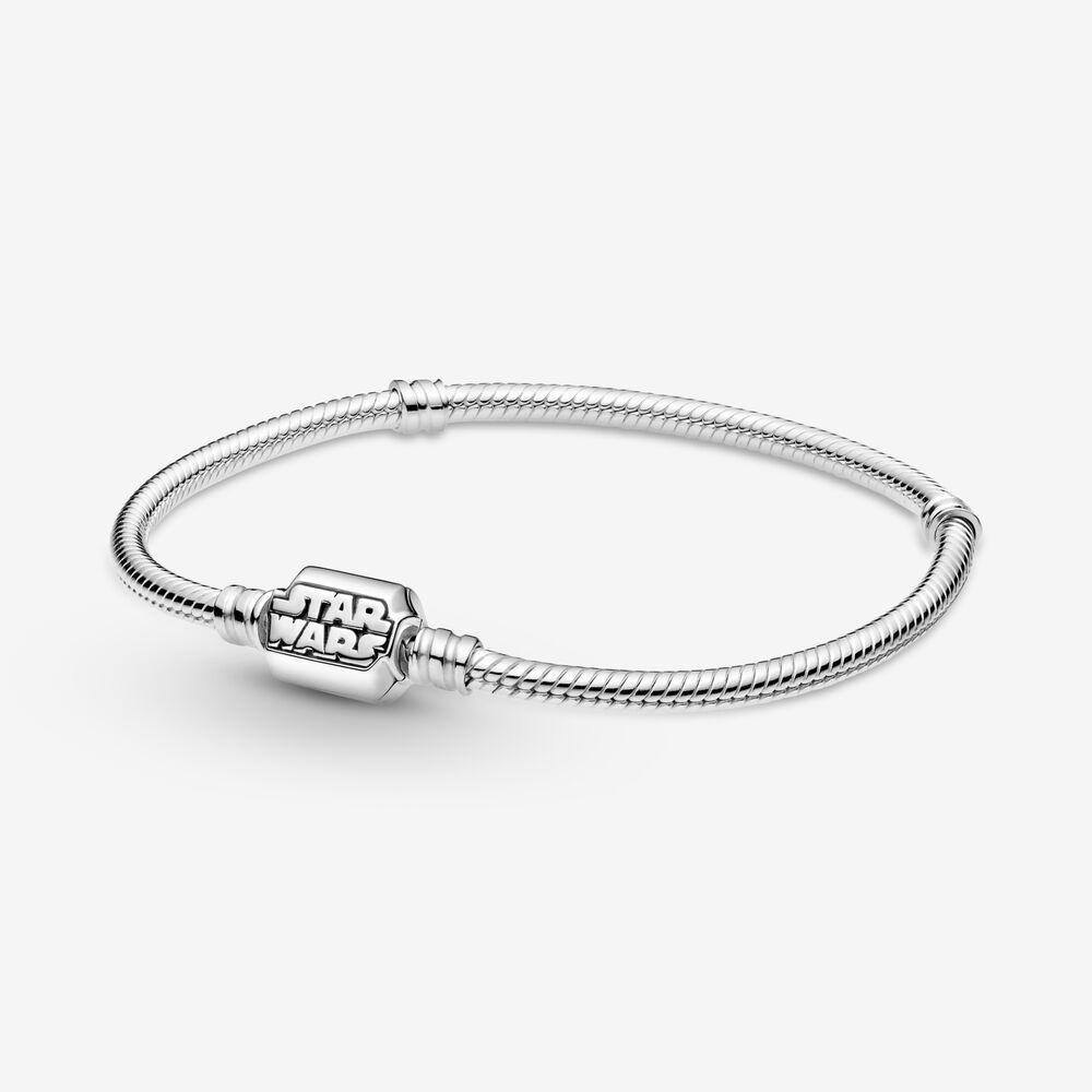 Pandora Moments Star Wars Snake Chain Clasp Bracelet Sterling Silver Pandora Canada