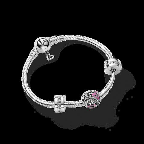 Pandora Free Heart Bracelet Gift Set