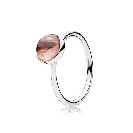 Poetic Droplet, Blush Pink Crystal