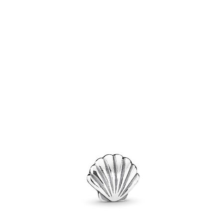 Tropical Shell Petite, Sterling silver - PANDORA - #792180