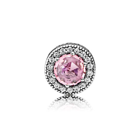APPRECIATION, Pink & Clear CZ