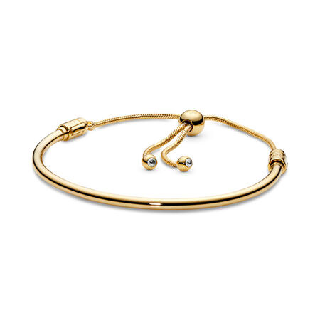 Pandora Shine™ Sliding Bangle Charm Bracelet