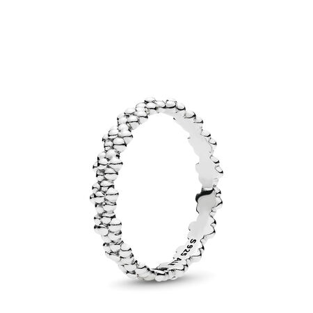 Ring of Daisies, Sterling silver - PANDORA - #191035