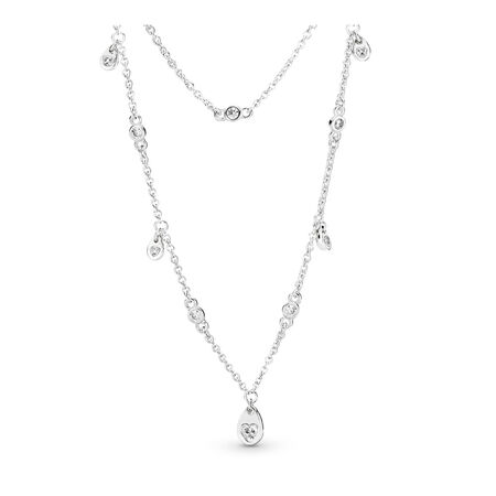 f934e1574 Chandelier Droplets Necklace