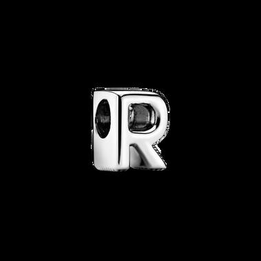 Letter R Alphabet Charm