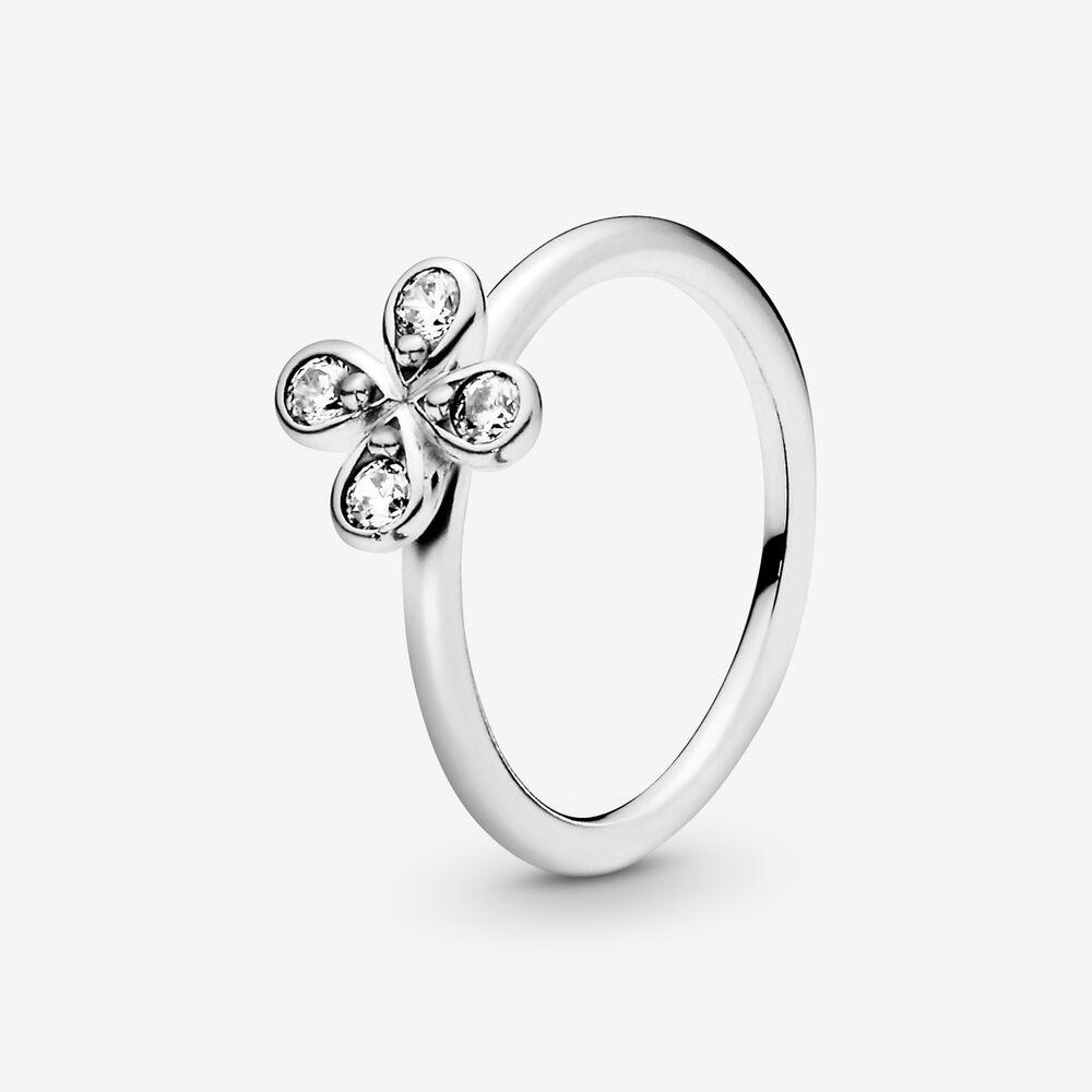 pandora anello bouquet