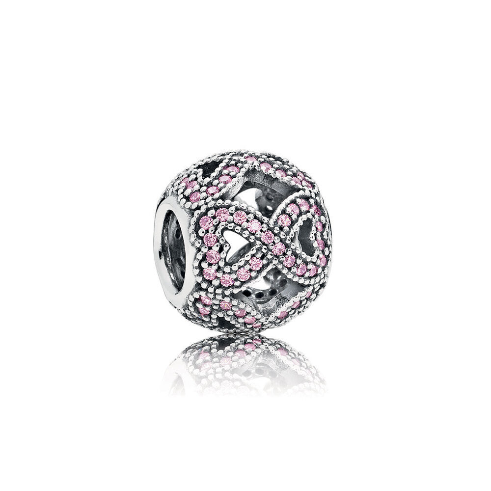 Limited Edition Women S Day 2018 Charm Pink Cz Pandora