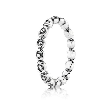 Celebration Silver Ring
