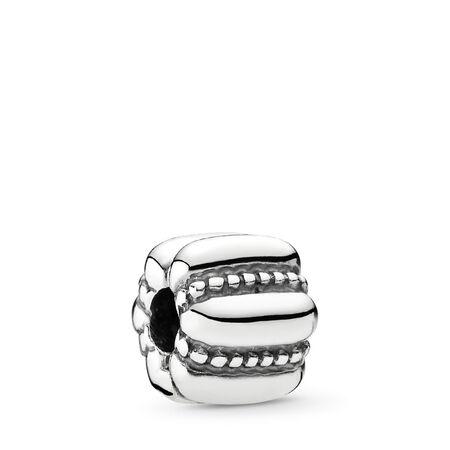 Crazy Clip, Sterling silver - PANDORA - #790446