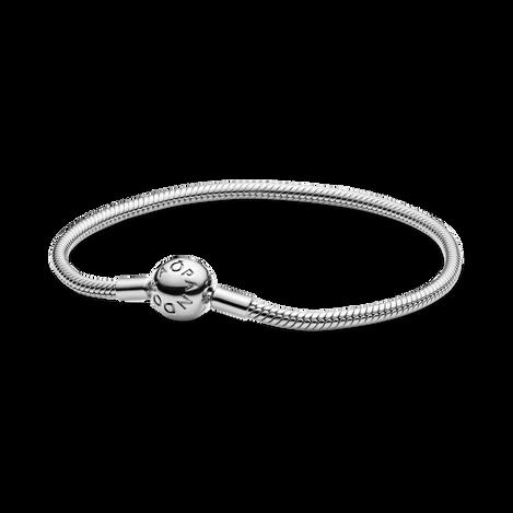 Bracelet à chaîne serpentine PandoraMoments